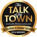2014 Talk of the Town Winner
